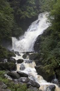 Tag 1 (Fr): Torc Waterfall