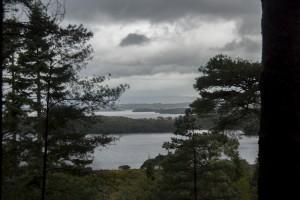 Tag 1 (Fr): Blick auf die Seen von Killarny