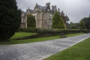 Tag 1 (Fr): Muckross House bei Killarny (im Regen...)