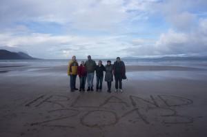 Tag 3 (So): Rossbeigh Beach