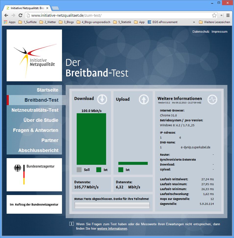 Bericht kabel deutschland installation arnulf koch for Koch deutschland
